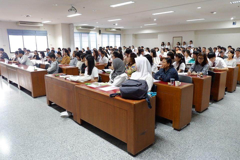 ปฐมนิเทศและประชุมผู้ปกครองนักศึกษาใหม่ ปีการศึกษา 2561