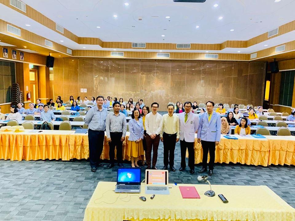 งานประชุมวิชาการ เรื่อง Pharmacotherapy in Chronic Kidney Disease and Palliative Care